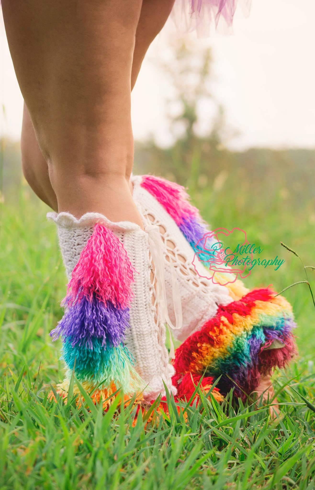 Crochet Unicorn Outfit : ... Order of the Unicorn? presents: Free Crochet Unicorn Tail Pattern! 3