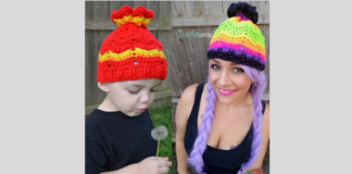 Free Crochet Chemo Hat Pattern Archives Crochetverse